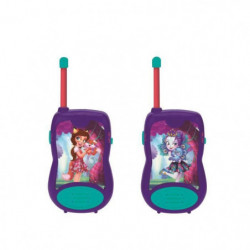 LEXIBOOK - ENCHANTIMALS - Paire de Talkies-Walkies Enfant -