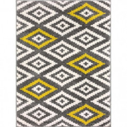 TAVLA Tapis de couloir moderne - 80  x  150 cm - 100% polypr