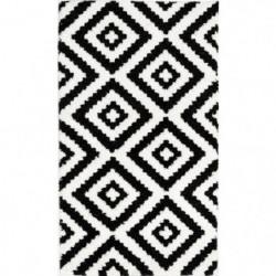 TAVLA Tapis de couloir moderne - 50  x  80 cm - 100% polypro
