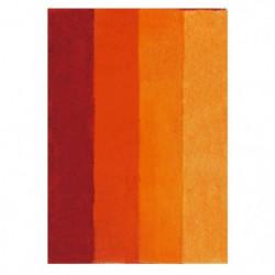 SPIRELLA Tapis de bain FOUR 55x65 cm - Orange