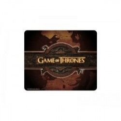 Tapis de souris Game Of Thrones - Logo & Carte - ABYstyle