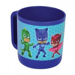 Fun House Pyjamasques mug, tasse pour enfant micro-ondable