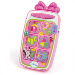 CLEMENTONI Disney Baby  - Smartphone Minnie - Jeu d'éveil