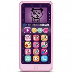 VTECH - Jouet d'Imitation Enfant - Mon téléphone émoti'fun r