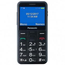 PANASONIC Téléphone mobile sénior - TU150EX - Noir
