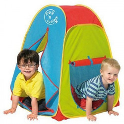 KID ACTIVE Tente de jeu pop-up