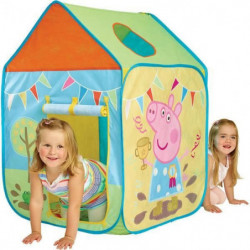 PEPPA PIG Tente de Jeu Pop-up GetGo