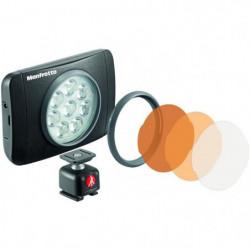 MANFROTTO Lumie Muse 8 Torche LED - Avec accessoires