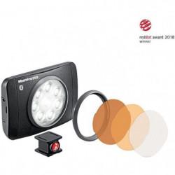 MANFROTTO Lumie Muse 8 Torche LED Bluetooth - Avec accessoir