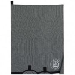 LES ATELIERS DU LINGE Torchon Bbq - 50 x 70 cm - Noir