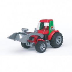 BRUDER 20102 - Tracteur ROADMAX avec pelle - 35 cm