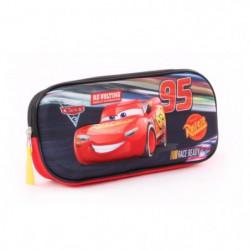 CARS 3 Trousse 3D Garçon - 12cm - Rouge