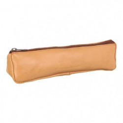 ELBA Trousse - 1 Compartiment - 22,5 cm - Beige - College &