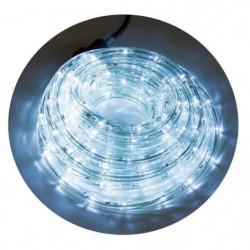 Tube lumineux extérieur - 192 LED blanc froid - 8 m - Connec