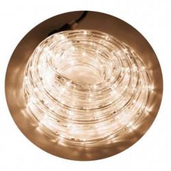 Tube lumineux extérieur - 192 LED blanc chaud - 8 m - Connec
