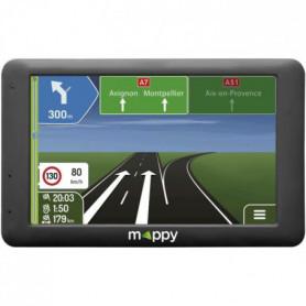 """MAPPY GPS 5"""" avec Dashcam intégrée ULTI X580DACA"""