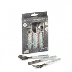 THERMOBABY Coffret couverts inox - Foret