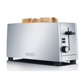GRAEF TO100 Grille-pain - Inox