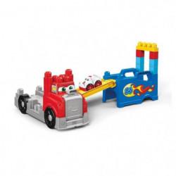 MEGA BLOKS - Mon Camion de Course - Briques de construction