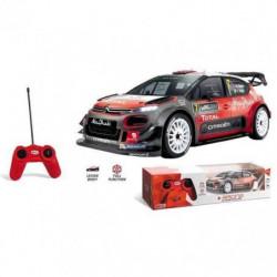 CITRoeN - MONDO - Voiture télécommandée Citroën C3 WRC 1:24