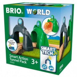 BRIO World - Smart Tech - 33935 - Lot De 2 Portiques Intelli
