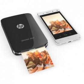 Imprimante photo de poche HP - Sprocket Plus Noir