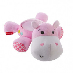 FISHER-PRICE - Hippo rose douce nuit