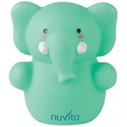NUVITA BABY Veilleuse Eléphant vert
