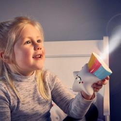 L'ETOILE Veilleuse et lampe torche Enfant GoGlow Buddy