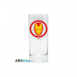 Verre Marvel - Iron-Man - ABYstyle