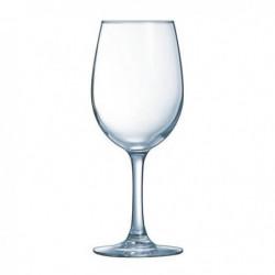 ARCOROC Boîte de 6 verres a vin Vina 26 cl transparent