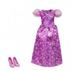 DISNEY PRINCESSES - Robe et Chaussures VIOLET - Vetement pou
