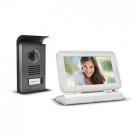 EXTEL Visiophone couleur sans fil avec écran tactile