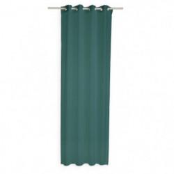 TODAY Voilage - 135x240 cm - Vert émeraude