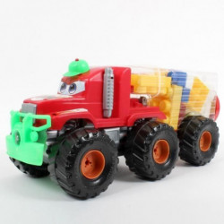 MGM Camion Truck contenant des briques - Mixte - A partir de