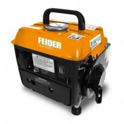 FEIDER Groupe électrogene à essence Portable FG800 - 650W à 720W