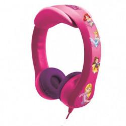 LEXIBOOK - DISNEY PRINCESSES - Casque Audio Enfant