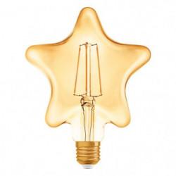 OSRAM Ampoule LED E27 étoile Vintage Edition 1906 - 4,5 W