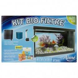AIME Kit Bio filtre - Pour poisson