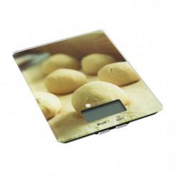 THE KITCHENETTE Balance électrique Bread - 5kg / 1g