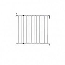 NYDALIS  Barriere LEA Métal Pivotante 64-113 cm Blanche