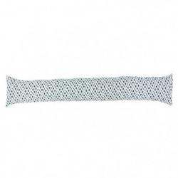 Boudin de porte 100% coton imprimé CLOVER - 90x10 cm