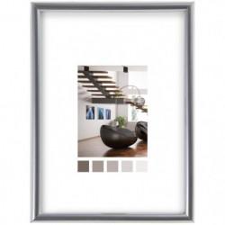 Cadre photo Expo argent 30x40 cm - Ceanothe, marque française