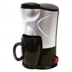 CARPOINT Cafetiere Just 4 you - 170W 12V - Gris et Noir