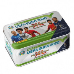 ROAD TO UEFA EURO 2020 TCG Boite Métal