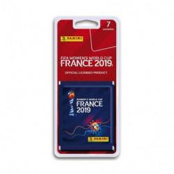 FIFA WOMEN'S WORLD CUP 2019 Blister 7 pochettes