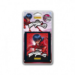 PANINI 17 pochettes MIRACULOUS - Cartes a collectionner