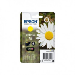 EPSON Cartouche T1804 - Pâquerette - Jaune 92124