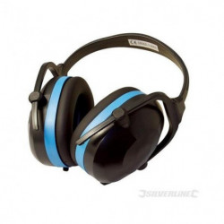 Casque anti-bruit pliable SNR 30 dB