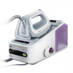BRAUN CareStyle 7 IS7043WH Centrale vapeur 7 bar